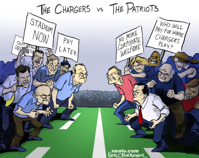 chargers patriots stadium corporate welfare
