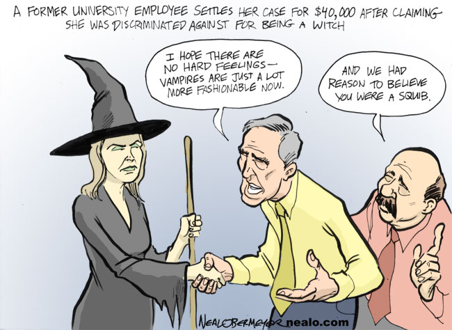 witch university of nebraska squib vampires witches