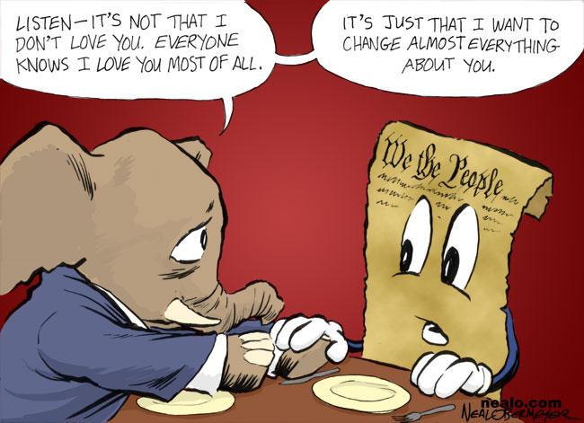 republicans constitution