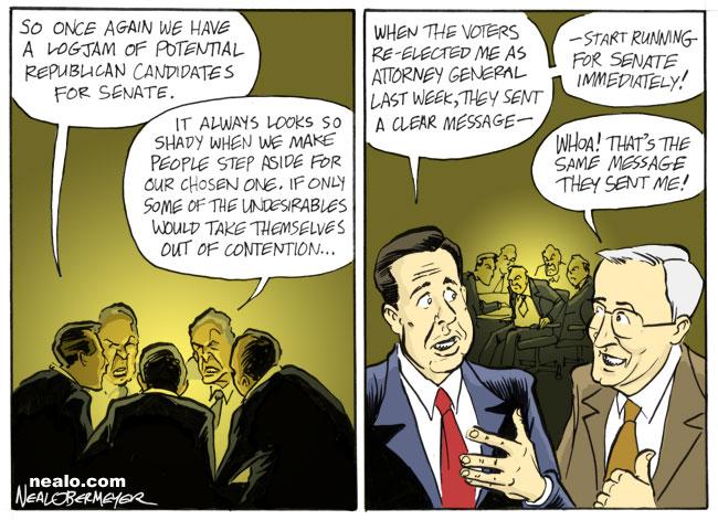 republican candidate jon bruning don stenberg